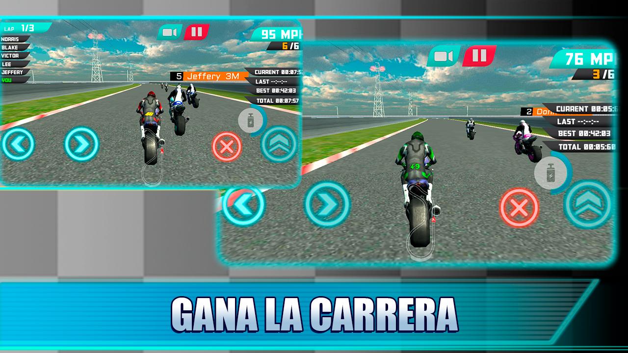 Juego de motos gratis – GP 2020