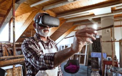 ¿Qué es la realidad virtual (VR) y sus aplicaciones?