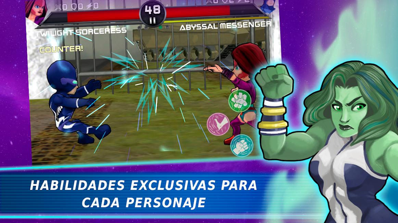 Superhéroes Vs Villanos 3 – Juego de lucha gratis