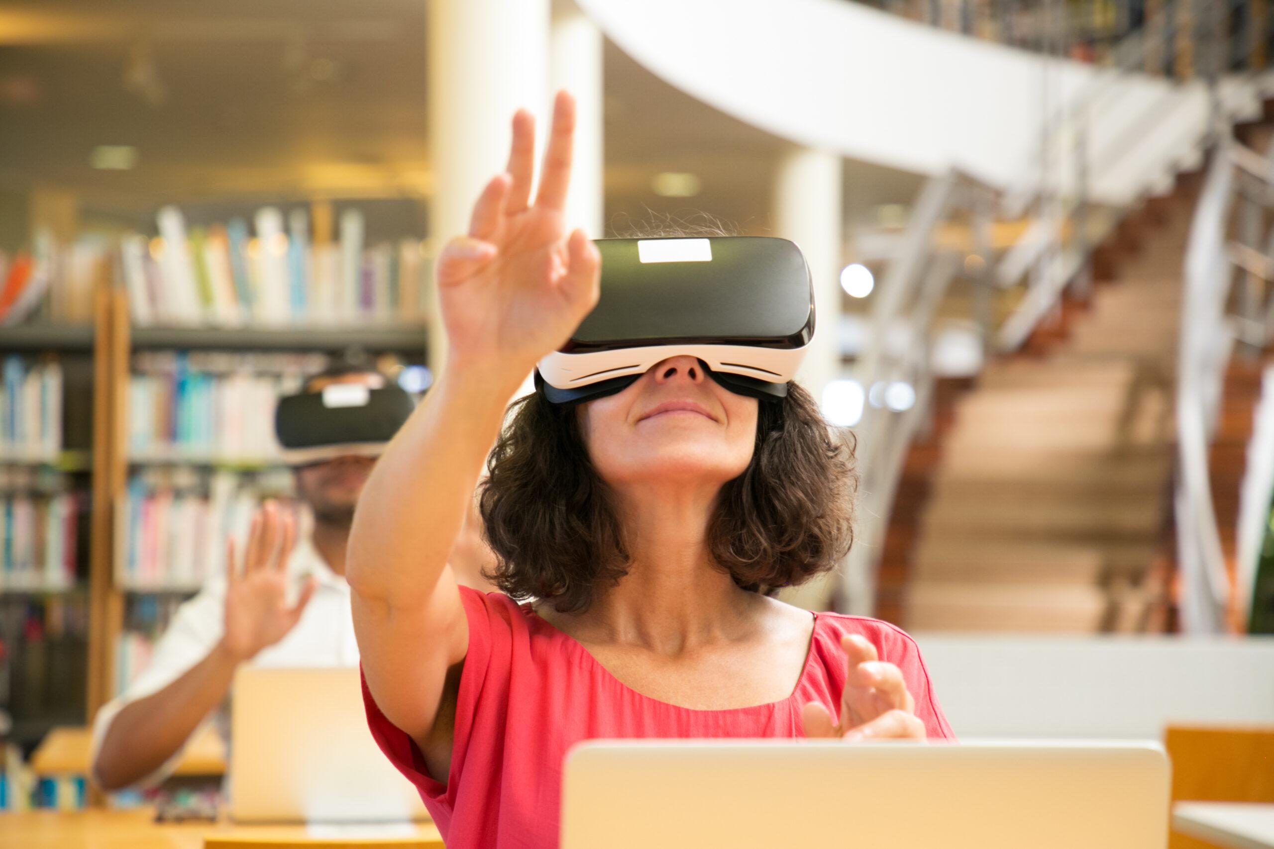 Videojuegos con realidad virtual: ¿el futuro de la industria?