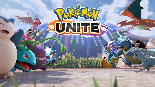 Pokémon Unite llega a iOS y Android: un juego MOBA de Pokémon.