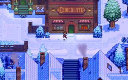 Haunted Chocolatier, el nuevo juego del creador de Stardew Valley
